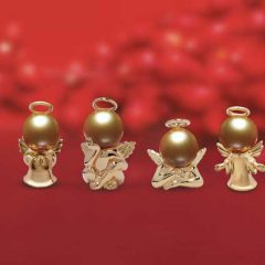 Give the Gift of Imagination and  Magic: the Stunningly Beautiful Angels from the NOEL Collection by Jewelmer!