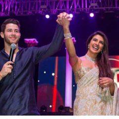 Newlyweds Priyanka Chopra and Nick Jonas  Celebrate  Their Sangeet Ceremony in Khosla Jani!