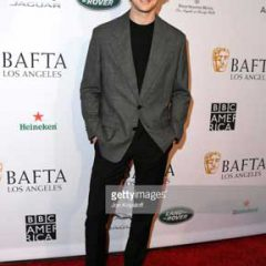 Check Out Who's Wearing Prada at the Pre-Globes BAFTA Tea in Los Angeles Today!