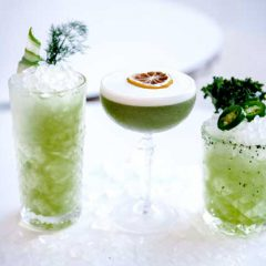 "Celebrate TGIF with Great New ""Green"" Cocktail Recipes that Cut the Sugar and Calories!"