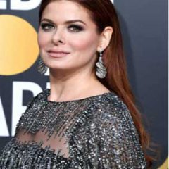 Master Hairstylist Robert Vetica Gives  Debra Messing Gorgeous Hair with Leonor Greyl!