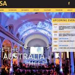 G'Day USA Gala Gets Aussie & USA Celebs to Honor  Helen Reddy, Deborah Riley + Liam Hemsworth!