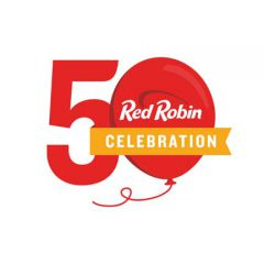 Red Robin Celebrates 50th Anniversary +  Visits NHRA Winternationals in Los Angeles!