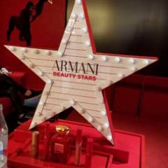 Visit the Armani Box on Melrose Place! Gorgeous Pop-up Closes on March 24!!
