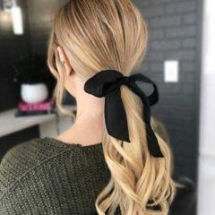 How to Create a Voluminous Ponytail Hairstyle With Tony Odisho Velo Extensions!