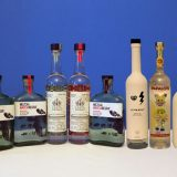 Celebrating the Winning Alacran Tequilas and Mezcal  in the TheFiftyBest.com Tequila + Mezcal Competition!