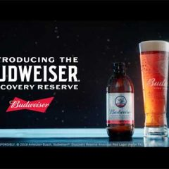 Budweiser Launches New Beer Celebrating 50th Anniversary of the Moon Landing. Get It Now!