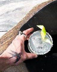 Time to Hit the Laurel Hardware SPRING Happy Hour! Enjoy Mezcal El Silencio's Margarita!