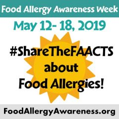 Be Aware and Alert to Food Allergy Awareness Week! Guest Expert Shandee Chernow Shares Tips!
