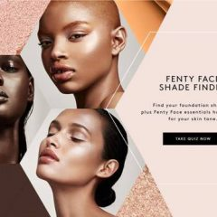 Want to Find the PERFECT Foundation Match for You? Try the Fenty Face Shade Finder!