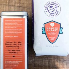 "The COFFEE BEAN & TEA LEAF® Rolls Out ""HEROES AT HEART"" Blends + Promotions!"
