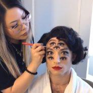 Met Gala 2019: Beauty Breakdown Mimi Choi's Unique Look for Ezra Miller!