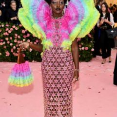 Lupita Nyong'o Slayed the Met Gala Red Carpet in Lashify.
