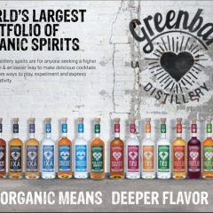 LA-Based Greenbar Distillery Makes Great Cocktails with ORGANIC  Spirits!