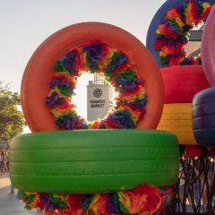 Celebrate Pride Month: Live Music, Outdoor Movie at Original Farmers Market, 6/12 6:30 -10:30 PM!
