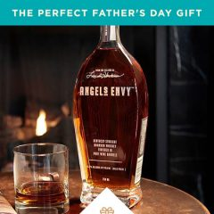 Mixing It Up for Father's Day! Angel's Envy Whiskey Makes Fab Cocktails for Dad!
