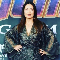 "Alex Soldier's Collection of  ""Galactica"" Rings  Brings Out the ""Marvel"" in Everyone- Especially Ming Na Wen!!"