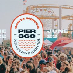 Lavazza Coffee Sponsors Pier 360 Ocean Sports + Beach Fest, June 22/23 in Santa Monica!!