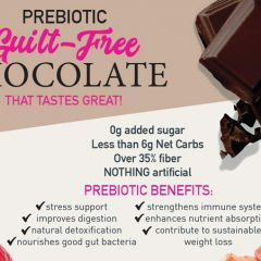 Get Your Sweet Tooth Under Control (and a Healthy Gut too!) with Gutsii Sexy Swiss Chocolate Bars!