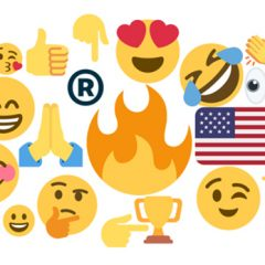 July 17 is National Emoji Day! Talkwalker.com Shares the BEST Emojis for  13 Cities!