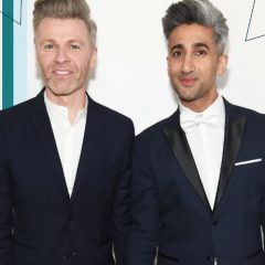 "It's Time for a Little ""PillowTalk! Get the Scoop on Queer Eye's Tan France!"