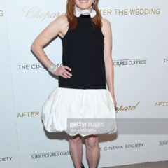 """Julianne Moore Glitters on the  Red Carpet for """"After the Wedding"""" Premiere in NYC!!"""