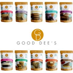 Need to Find Baked Goods that Fit Restricted Diets?  Good Dees Has a Solution!