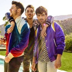 """Jonas Brothers Win a VMA + On Tour + Recently Dropped  """"Only Human"""" Video!"""