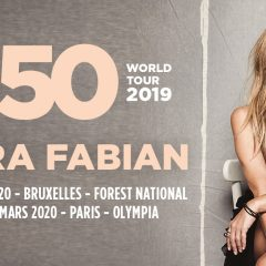 "Singer Lara Fabian Heads Out on  ""50"" World Tour, Promoting New Album, ""Papillon""!  Buy US Tix NOW!"