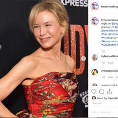 """Celeb MUA Kindra Mann Used Renée Zellweger's Skin with Pause Well-Aging Skincare for """"JUDY"""" Premiere!"""