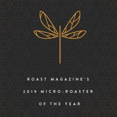 Celebrate National Coffee Day at Carrera Cafe  + Meet Dragonfly Coffee Roasters CEO Tamas Christman! Roast Magazine Micro-Roaster of the Year!