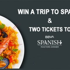 "Enter BBVA's ""One Dish, One Story"" Contest! Win a Trip to Spain + All-Star Chef Classic in Los Angeles!"