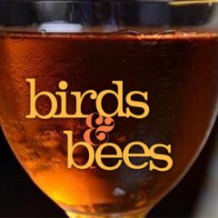 """Hot News! """"Im-Peach-Mint"""" Juleps Because It's About Time! Try It at Birds & Bees, DTLA!"""
