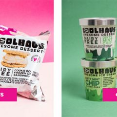 National Dessert Day Gives You Permission to Splurge! Turn To Loackers and Coolhaus for GREAT Dessert Options!