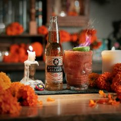 Want a Great Fall, Halloween or Day of the Dead Cocktail? Here Are Recipes for Micheladas from Estrella Jalisco!