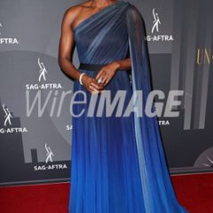 Actress Sydelle Noel Rocks the  2019 SAG-AFTRA AMERICAN SCENE Awards Red Carpet in Style!