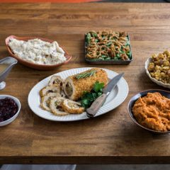 Searching for Great Vegetarian + Vegan Cuisine? Check Out Veggie Grill's  Holiday Meals!