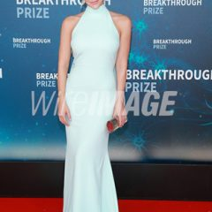 Actress Katharine McPhee Attends the 8th Annual Breakthrough Prize Ceremony wearing  SWAROVSKI Earrings! .