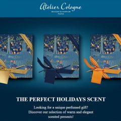Atelier Cologne Captures  the Scent of Christmas; the Perfect Gift for the 2019 Holiday Season!