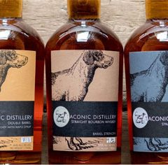 Test Drive This  New-ish Addition to  Whiskey Market: Taconic Distillery Has Amazing Spirits!