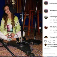 "Check Out the ""Merch Style"" of Billie Eilish + Selena Gomez!!"