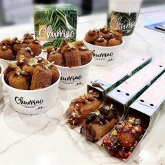 Hot New Dessert Space Opens: Churriño Gourmet Desserts Launches with Incredible Churro Varieties!