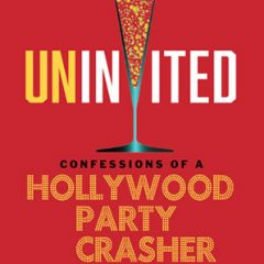 "Hilarious Expose' about  A-List Party Crashers! Author's ""Readings""  (+ Book!) Are Amazing!"