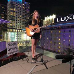 Catching Up with Singer/Songwriter Natalie Gelman + ESPN!