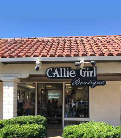 Hey California Girls You Should Be Shopping At Callie Girl