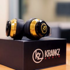 "Get Amazing Sound Quality for Your Phone or Music with Krankz  Audio ""MAXX"" Headphones!"