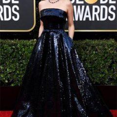 Ana De Armas Glows at the Golden Globes– Courtesy of Giorgio Armani Beauty!
