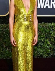 Getting the Golden Globes Glow: Gugu Mbatha-Raw's Look by Nick Barose!