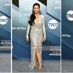 SAG Awards Fashion: Metallics Are a Hit on Celebrities!