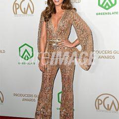 Kate Beckinsale Walks the Producer's Guild Awards Red Carpet in Zuhair Murad!